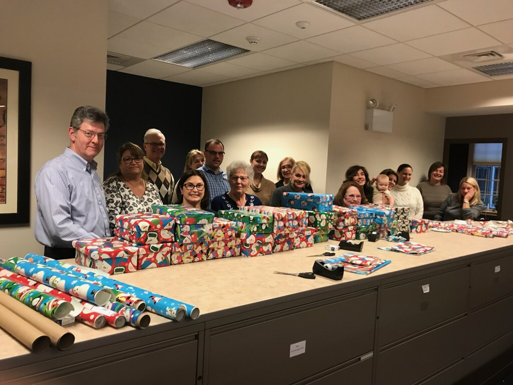Zator Law supports the Holiday Hope Chest Drive!