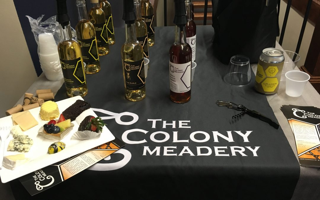 Zator Law Anniversary Fun – Mead Tasting!