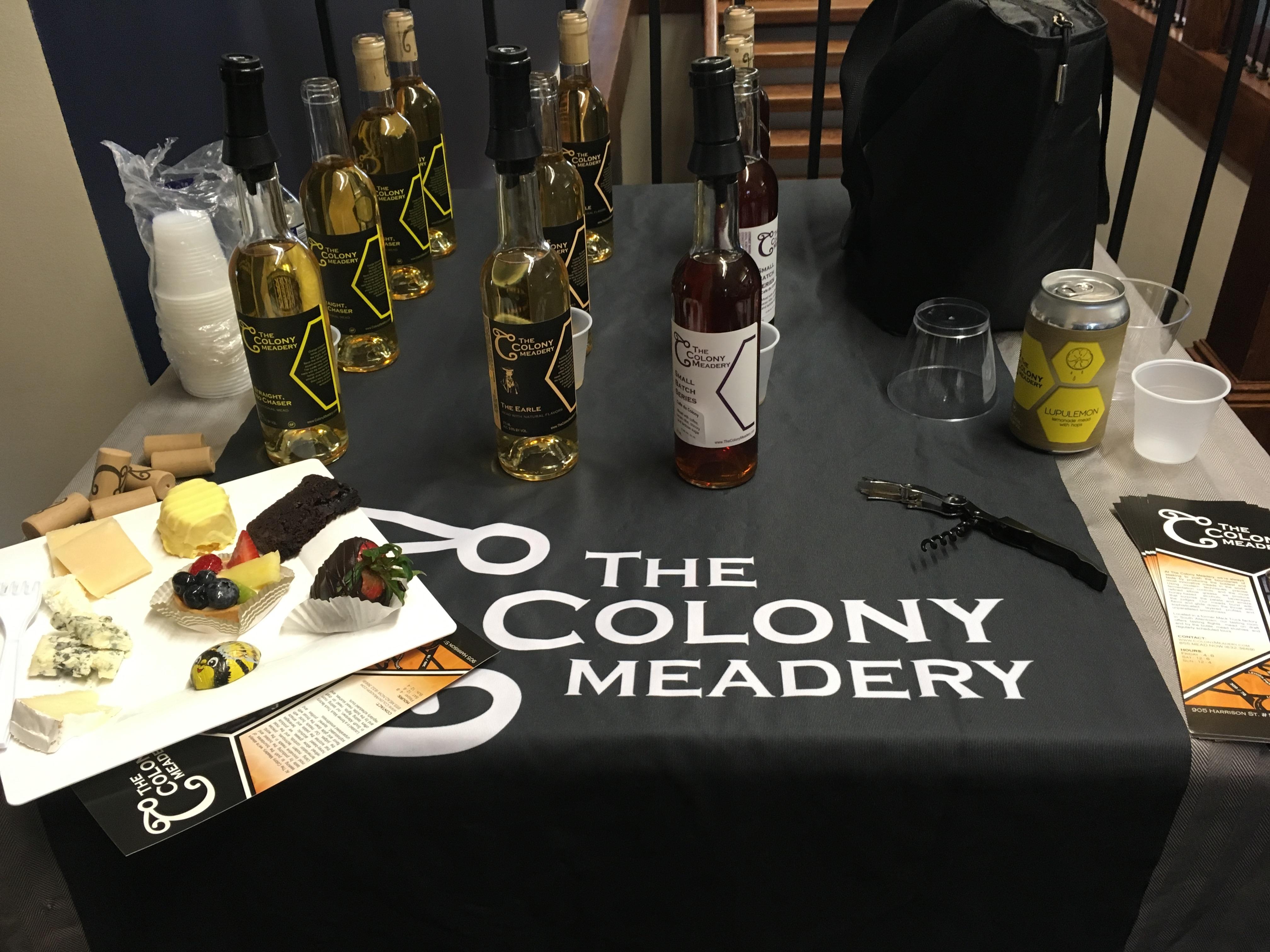 Zator Law Anniversary Fun – Mead Tasting!