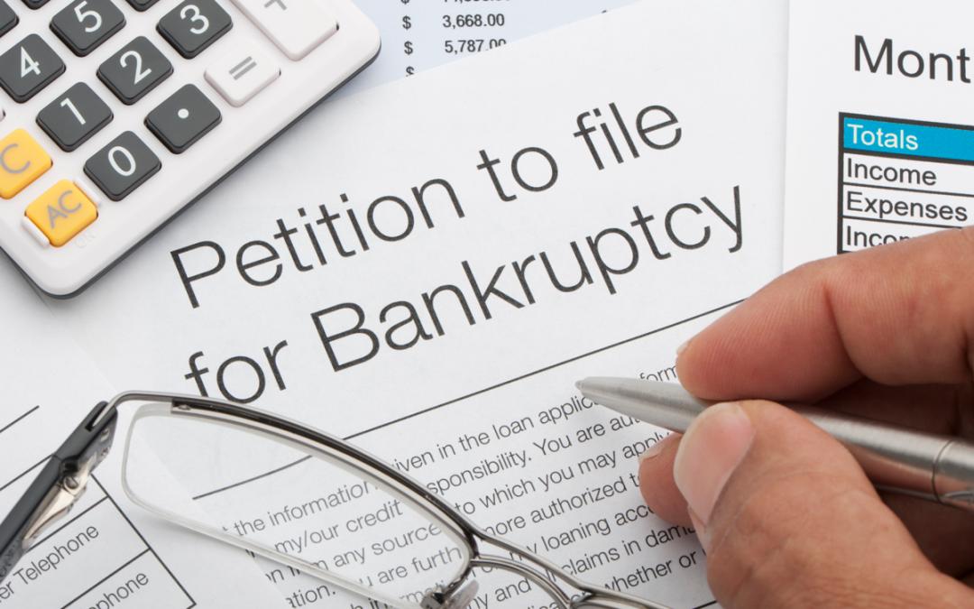 Should you file for Bankruptcy?